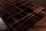 Surya Graph GRP-2002 Brown/Dark Chocolate Closeout Area Rug - Spring 2014