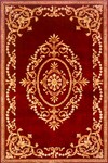 Momeni Harmony HA-18 Red Closeout Area Rug - Spring 2013