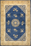 Momeni Harmony HA-23 Royal Blue Closeout Area Rug