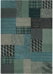 Surya Hayden HDN-9004 Teal Green/Forest Green/Lily Pad Green Closeout Area Rug - Spring 2014
