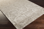 Surya Henna HEN-1000 Light Grey/Light Grey Area Rug