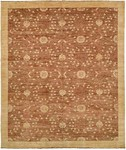 HRI Serenity HP-174 Brown Closeout Area Rug