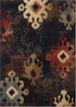 Oriental Weavers Hudson 4877b Closeout Area Rug