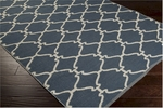 Surya Juniper JNP-5019 Midnight Blue/Parchment Closeout Area Rug - Fall 2014