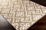 Surya Juniper JNP-5028 Driftwood Brown/White Closeout Area Rug - Fall 2014