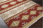 Surya Jewel Tone II JTII-2025 Red Coral Closeout Area Rug - Spring 2010