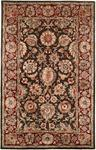 HRI Romance Collection KC-294 Brown Closeout Area Rug