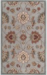Surya Kingston KGT-2000 Pussywillow Grey/Putty/Army Green Closeout Area Rug - Spring 2014