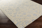 Surya Kinnara KNA-6005 Light Grey/Ivory Area Rug