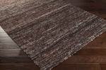 Surya Kota KOT-7004 Chocolate/Dark Forest/Beige Closeout Area Rug - Fall 2015