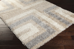Surya Los Angeles LAX-5015 Beige/Ivory/Ash Grey Closeout Area Rug - Fall 2014