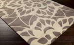 Surya Lace LCE-908 Dark Taupe/Blond Closeout Area Rug