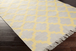 Surya Lagoon LGO-2023 Gold/Light Grey Closeout Area Rug