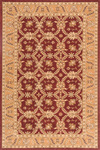 Momeni Ladiq LQ-02 Burgundy Closeout Area Rug - Fall 2009
