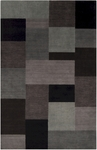 Surya Levit LVT-2000 Charcoal Grey/Dove Grey/Jet Black Closeout Area Rug - Fall 2013