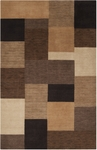 Surya Levit LVT-2001 Brown/Tan/Coffee Bean Closeout Area Rug - Spring 2014