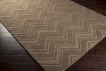 Surya Mystique M-437 Raw Umber Closeout Area Rug - Fall 2015