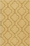 Surya Mystique M-5193 Mustard Closeout Area Rug - Fall 2014