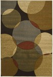 Surya Majestic MAJ-1001 Dark Brown/Caramel Closeout Area Rug - Fall 2012