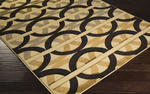 Surya Majestic MAJ-1039 Gold/Light Grey/Olive Closeout Area Rug - Spring 2015