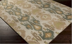 Surya Matmi MAT-5441 Parchment/Asparagus Green/Mossy Gold Closeout Area Rug - Fall 2014
