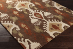 Surya Matmi MAT-5451 Olive/Beige/Rust Closeout Area Rug - Fall 2015