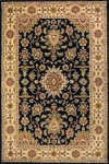 Momeni Mahal MC-22 Black Closeout Area Rug