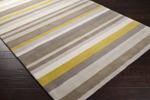 Surya Angelo Surmelis Madison Square MDS-1009 Parchment/Green-Yellow/Oyster Grey Area Rug