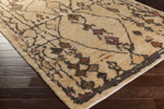 Surya Medina MED-1110 Beige/Mocha/Taupe/Burnt Orange/Hot Pink Area Rug