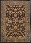 Surya Midtown MID-1008 Dark Brown/Slate Blue Closeout Area Rug - Spring 2014