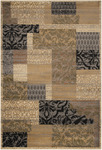 Surya Midtown MID-1023 Light Brown/Ivory Closeout Area Rug - Spring 2015
