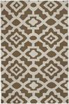 Surya Candice Olson Market Place MKP-1018 Raw Umber/Antique White Closeout Area Rug - Fall 2014