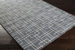 Surya Gluckstein Home Manor MNR-1013 Grey/Ash Grey Area Rug