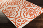 Surya Kate Spain Marseille MRS-2001 Ivory/Poppy Closeout Area Rug - Fall 2015