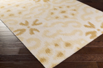 Surya Kate Spain Marseille MRS-2009 Beige/Gold/Butter Closeout Area Rug - Fall 2015