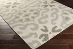 Surya Kate Spain Marseille MRS-2010 Beige/Moss/Forest Closeout Area Rug - Fall 2015