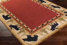 Surya Mountain Home MTH-1010 Closeout Area Rug
