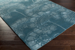 Surya Florence Broadhurst Mount Perry MTP-1016 Teal/Moss Closeout Area Rug - Fall 2015