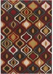 Surya Monterey MTR-1002 Parchment/Coffee Bean/Curry Closeout Area Rug - Fall 2013