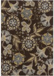 Surya Monterey MTR-1011 Parchment/Coffee Bean/Dark Slate Blue Closeout Area Rug - Fall 2013