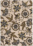 Surya Monterey MTR-1013 Parchment/Coffee Bean/Dark Slate Blue Closeout Area Rug - Fall 2013