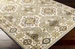 Surya Monterey MTR-1029 Parchment/Pigeon Grey/Army Green Closeout Area Rug