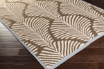 Surya Florence de Dampierre Nantes NAN-8006 Beige/Charcoal/Slate Closeout Area Rug - Spring 2015