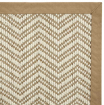 NATUREWEAVE NATWV IVORY/SAHARA-B - Nourison offers an extraordinary selection of premium broadloom, roll runners, and custom rugs.