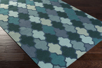 Surya Nia NIA-7000 Dark Forest/Mint/Slate Closeout Area Rug - Fall 2015