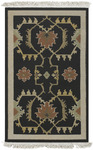 Surya Nomadic Kilim NMD-710 Black Closeout Area Rug - Fall 2009