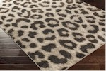 Surya Nova NVA-3032 Charcoal/Beige/Mocha/Light Grey Closeout Area Rug