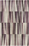 Surya Oasis OAS-1098 Eggplant/Beige/Taupe Closeout Area Rug - Spring 2015