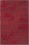 Surya Organic Modern OMR-1003 Red/Red-Orange Closeout Area Rug - Spring 2013