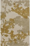Surya Organic Modern OMR-1016 Bone/Old Gold/Olive Grey Closeout Area Rug - Fall 2014